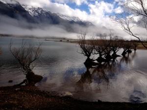 Glenorghy , South Island, New Zealand. May 2013