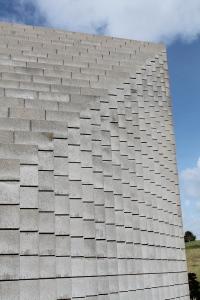 Sol Le Witt - Pyramid (Keystone NZ) 1997