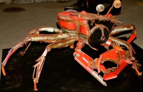Chris Meder's crab