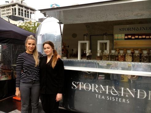 Storm&India Tea Sisters