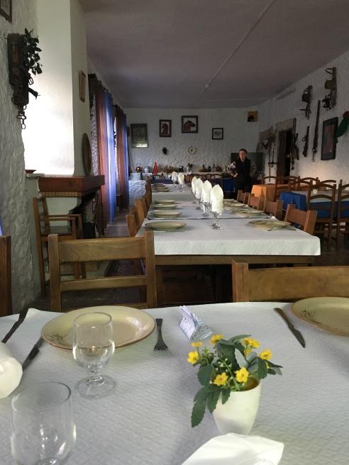 """Restaurante """"O TE"""""""
