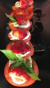 Cafe No Chiado - Tomate e Mozarella