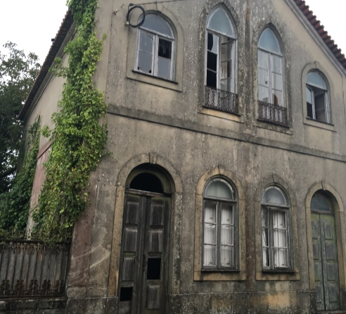 Camino Portuguese-Mourisca do Vouga