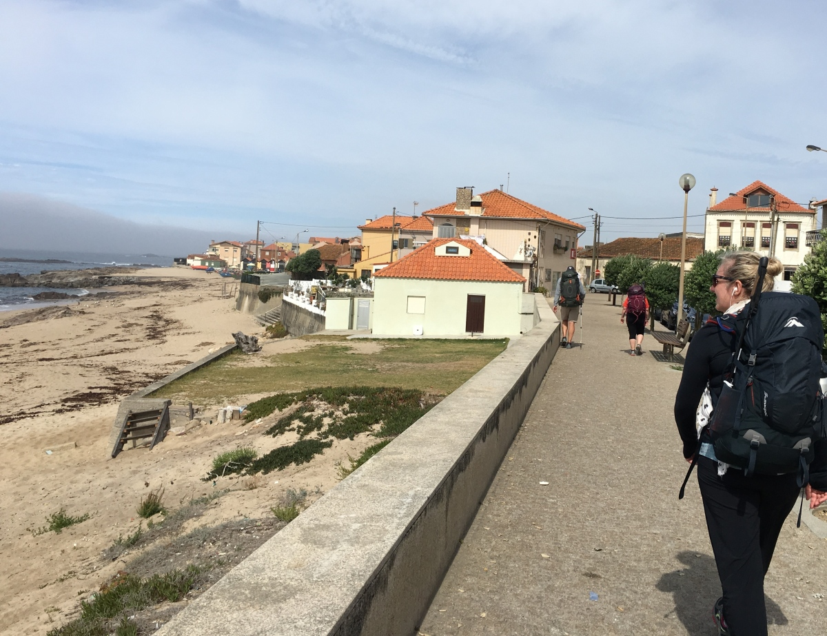 Camino Portuguese Coastal - the friendly way