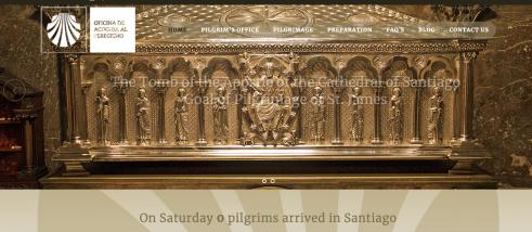 Historic Day no arrivals Santiago de Compostela 8 June 2020